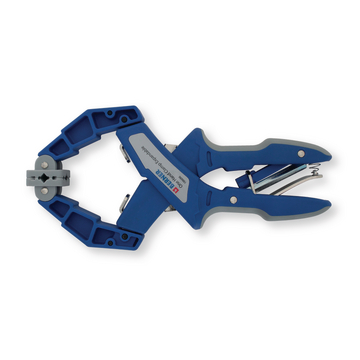 Adjustable one-handed clamp 0 - 145 mm